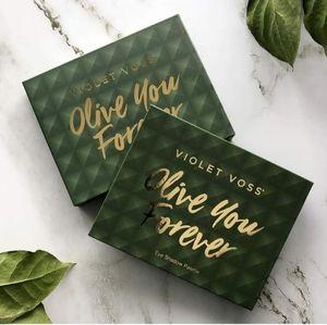 New, VIOLET VOSS, Olive You Forever Palette